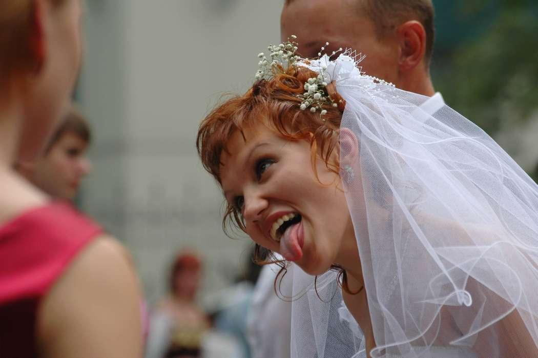 это фото смешные случаи с невестами тест моя семья