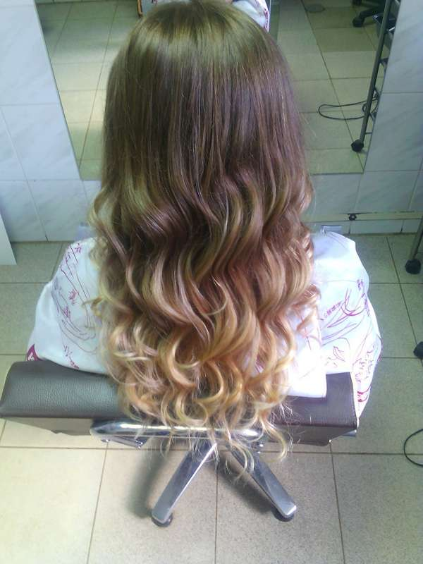 Фото 12828316 в коллекции Портфолио - Ольга Иванова парикмахер-колорист