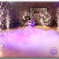 """Первый танец """"в облаках"""", как сказочное волшебство! И мы можем это делать!"""