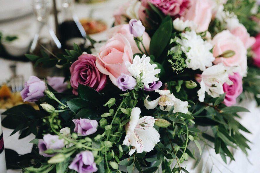 Фото 12273840 в коллекции Свадьба Алины и Сергея - Мистер Пион by IRINA Burtceva Flowers&Decor