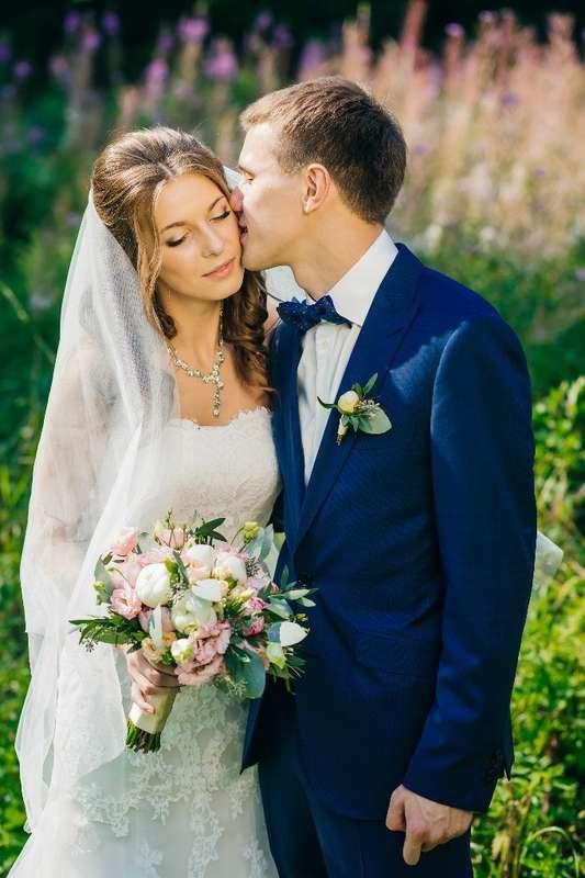 Фото 12273862 в коллекции Свадебный букет невесты - Мистер Пион by IRINA Burtceva Flowers&Decor