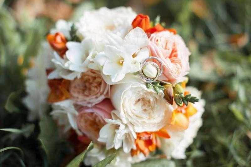 Фото 12273894 в коллекции Свадебный букет невесты - Мистер Пион by IRINA Burtceva Flowers&Decor