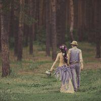 Лесная свадьба Димы и Тани 31. мая 2013г.