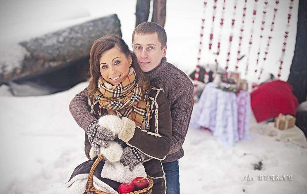 при выборе свадебная фотосессия зимой спб в студии самого рождения