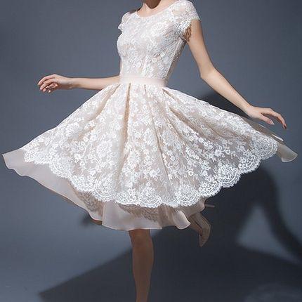 Свадебное платье - модель 16035