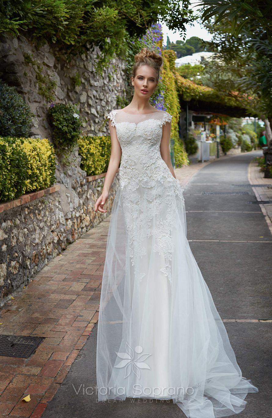 Patrizia - фото 13809706 Bondi blue - салон свадебных платьев