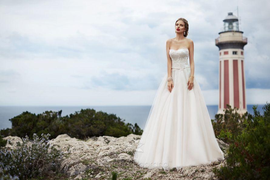 Milli - фото 13809722 Bondi blue - салон свадебных платьев