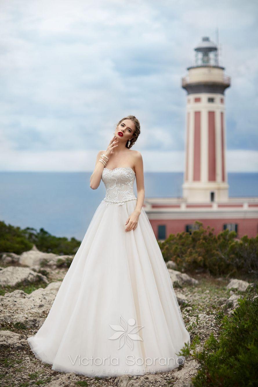 Milli - фото 13809724 Bondi blue - салон свадебных платьев