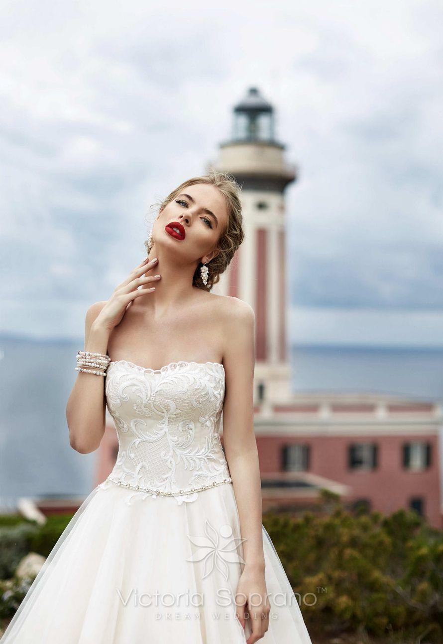 Milli - фото 13809726 Bondi blue - салон свадебных платьев