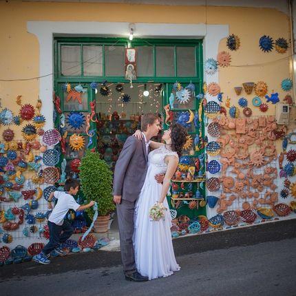 """Организация свадьбы в Греции """"под ключ"""""""