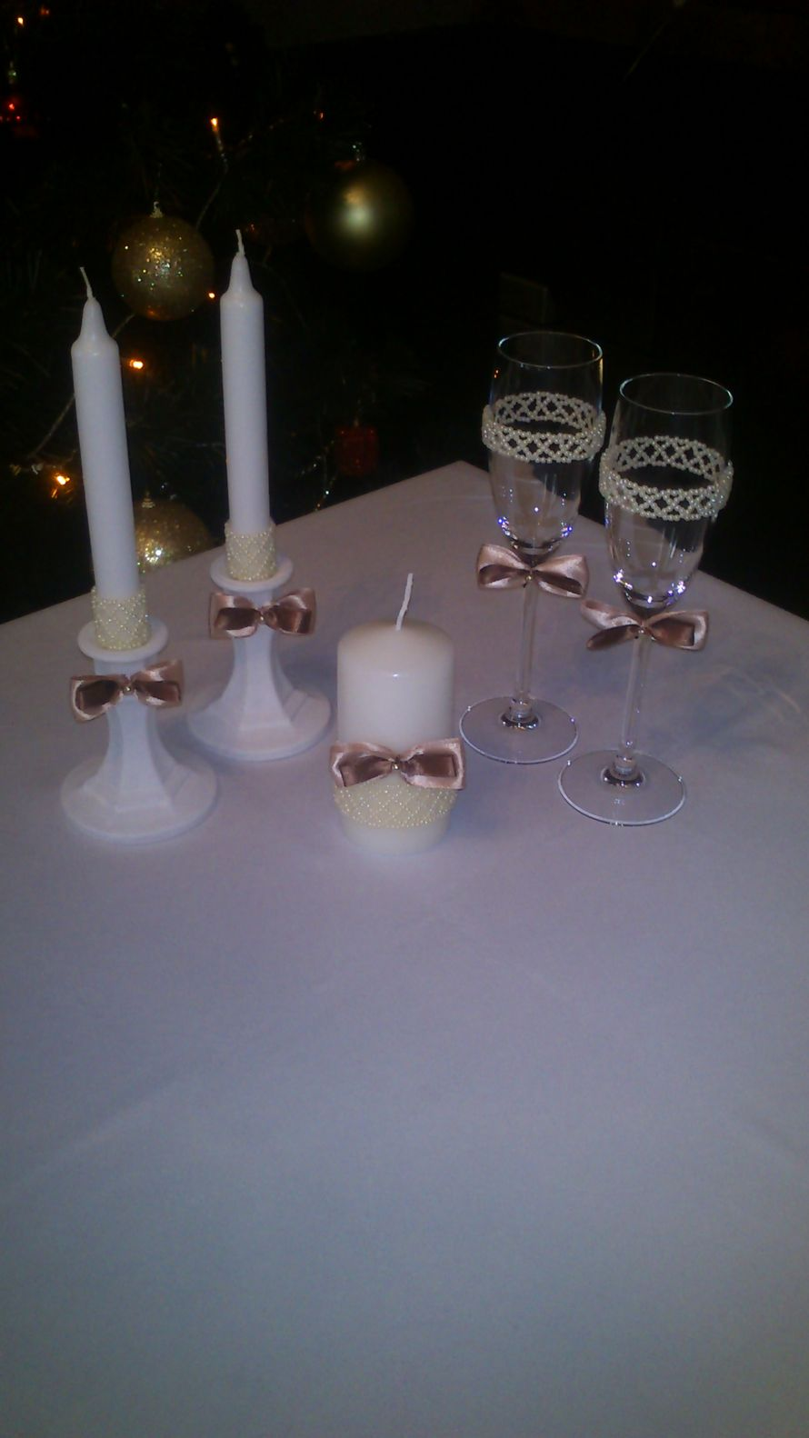 """Фото 1628395 в коллекции Свадебные аксессуары - Ресторан """"Чикаго"""""""