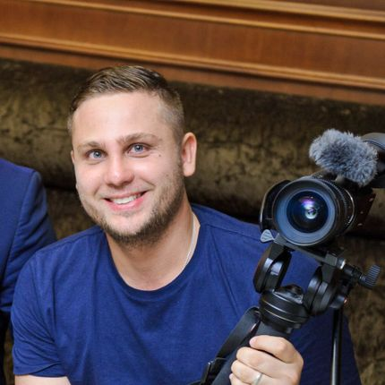 Видеосъёмка полного дня, 12-13 часов