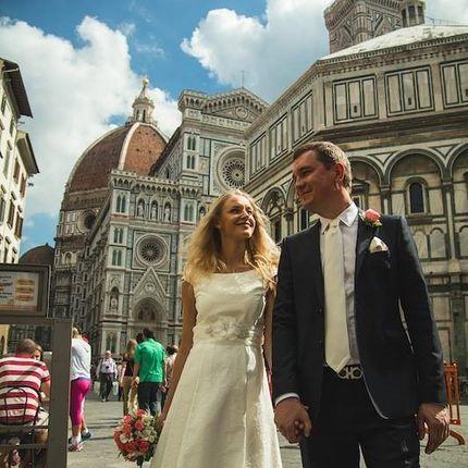 Официальная церемония во Флоренции