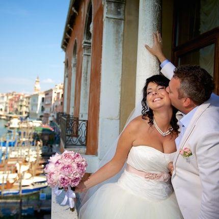 Свадьба (официальная регистрация) в Венеции