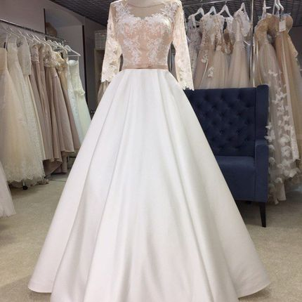 """Свадебное платье """"Марфа"""""""