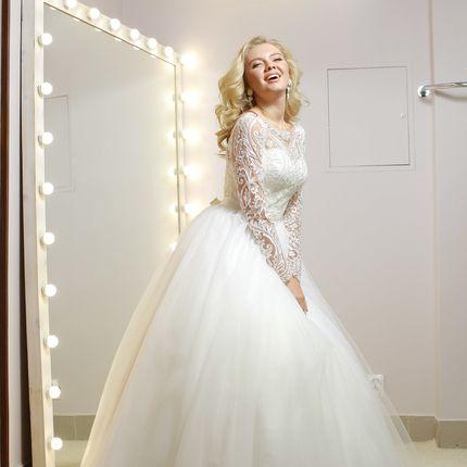 """Свадебное платье """"Лиза"""""""
