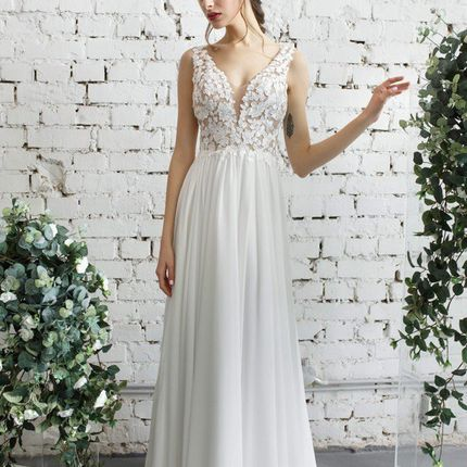 """Свадебное платье """"Дилия"""""""