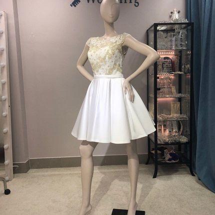 """Свадебное платье """"Ромашка"""""""