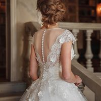 Свадебное платье Silvia  Цена указана на сайте:    Photo:  Muah: