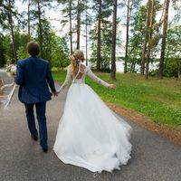 Невеста Мария в платье от One love♥One life КОПИРОВАНИЕ ФОТО ЗАПРЕЩЕНО!