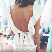 Свадебное платье Amelie из 100% натурального шелка
