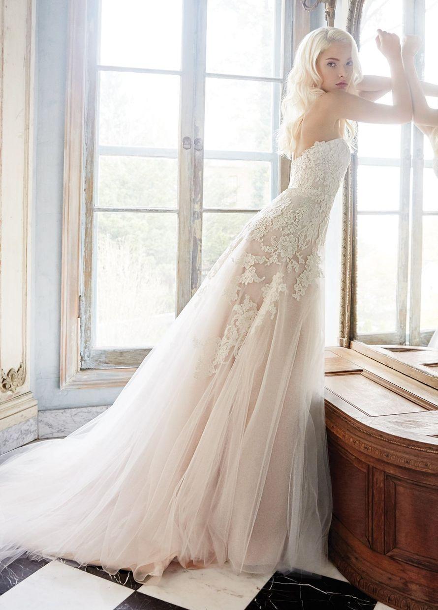 Свадебное платье Fiona В наличии в нежно-пудровом цвете! Цена и наличие:  - фото 14317336 Свадебный салон One love one life