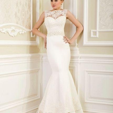Свадебное платье мод.1019