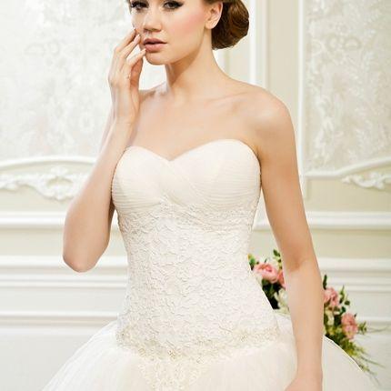 Свадебное платье А438