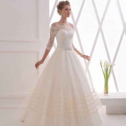 Свадебное платье А442