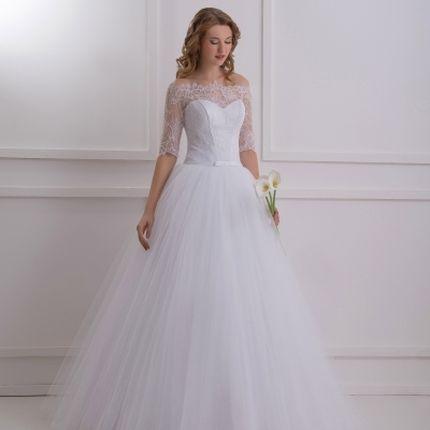 Свадебное платье А443