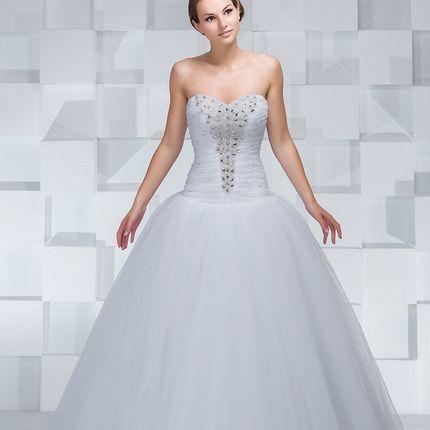 Свадебное платье А457