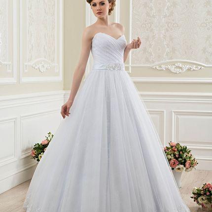 Свадебное платье А451