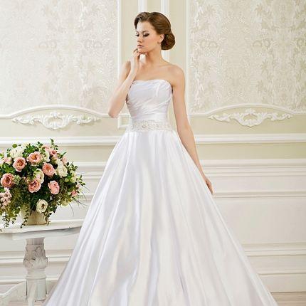 Свадебное платье А453