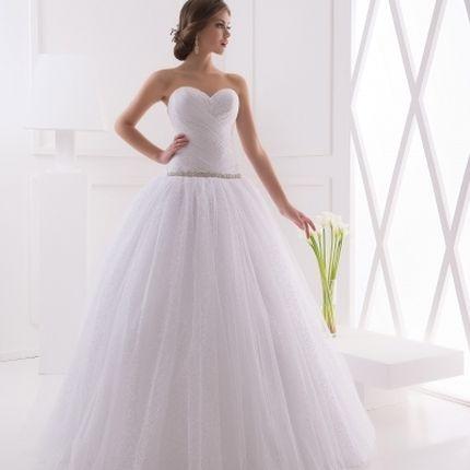 Свадебное платье - модель А456