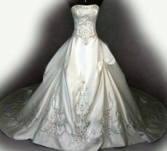 Свадебное платье, модель А460