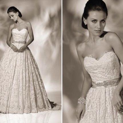 Свадебное платье А465