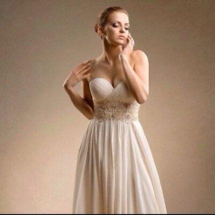 Свадебное платье А469