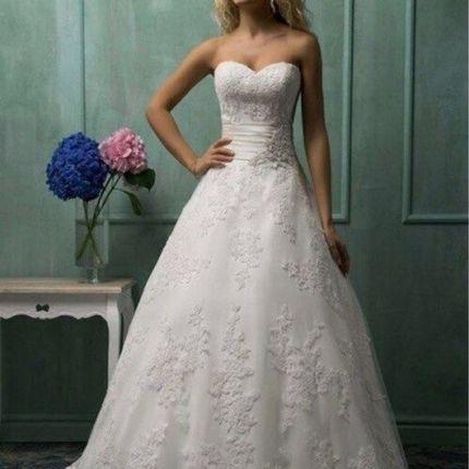 Свадебное платье А472