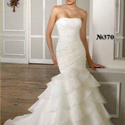Свадебное платье А473
