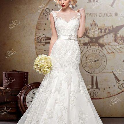 Свадебное платье To be bride А601