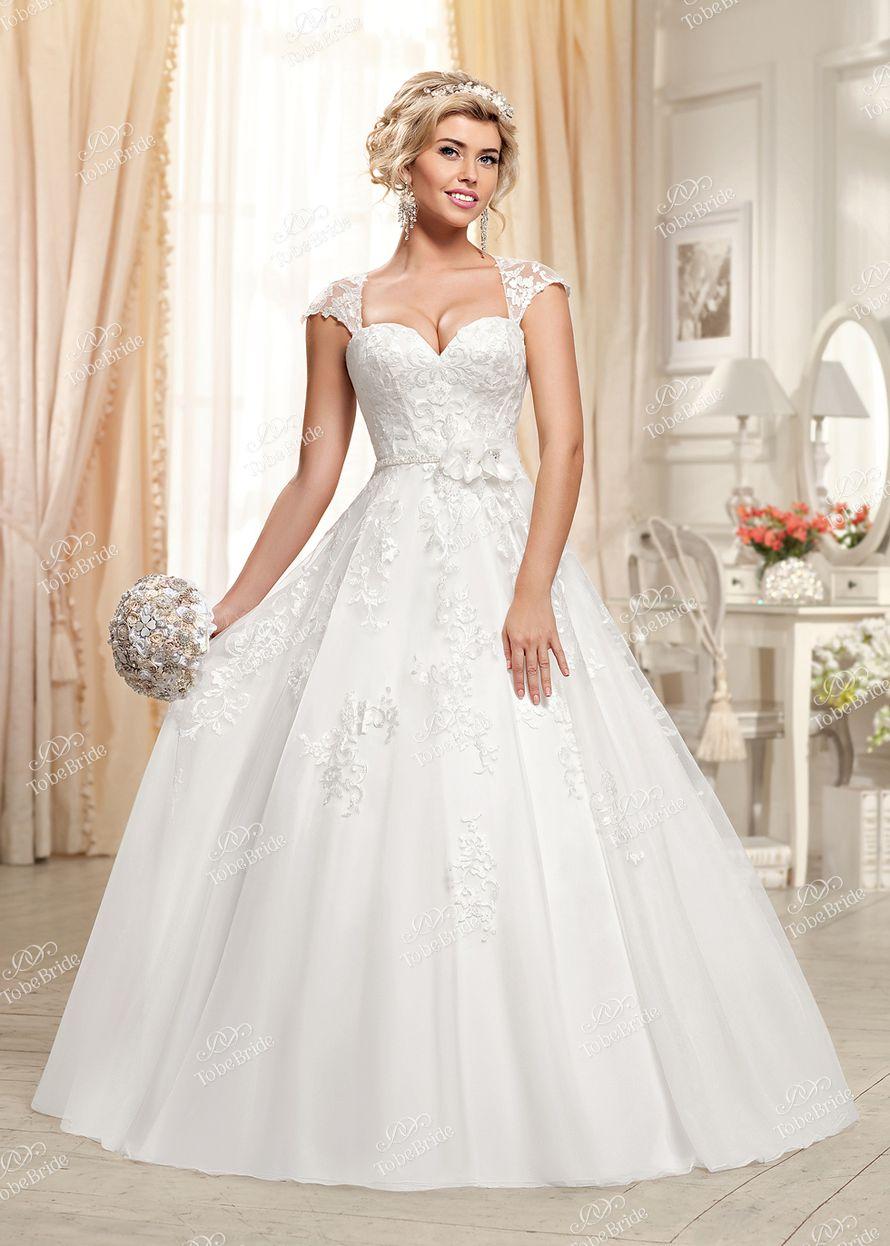 Свадебное платье To be bride А643