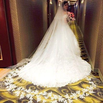 Свадебная фата  мод. А721