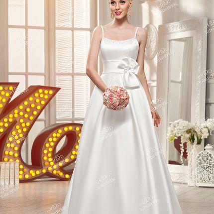 Свадебное платье А758
