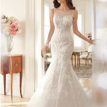 Аренда свадебного платья, модель А759