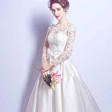 Аренда свадебного платья, модель А780