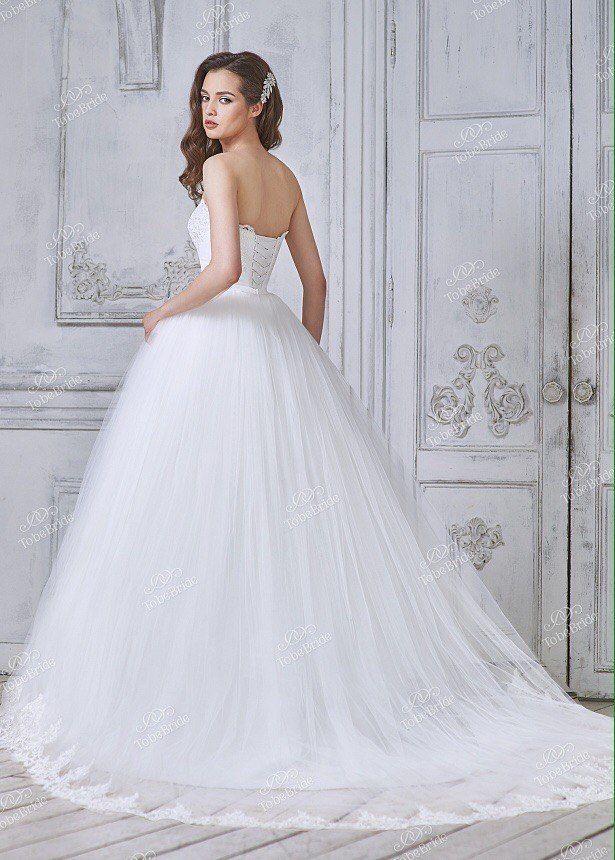 Аренда свадебного платья, модель А838