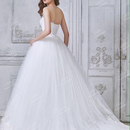 Свадебное платье А838 - прокат