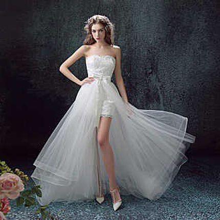 Свадебное платье А840 - прокат