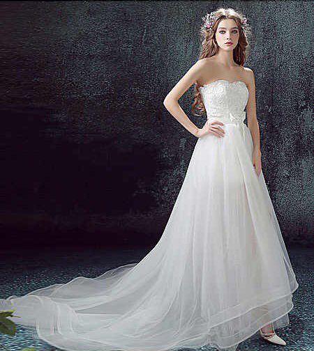 Свадебное платье А840. Покупка НОВОГО 18.500р. Прокат свадебных платьев от 1.900 р до 14.500р на три дня. Есть отдельно ряд платьев для проката! - фото 12544504 Свадебный салон InLove