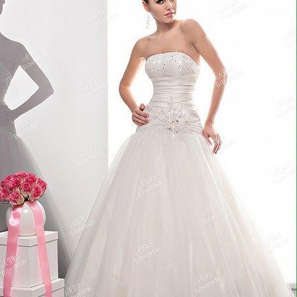 Свадебное платье А846 - прокат